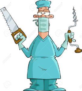 Surgeon photo